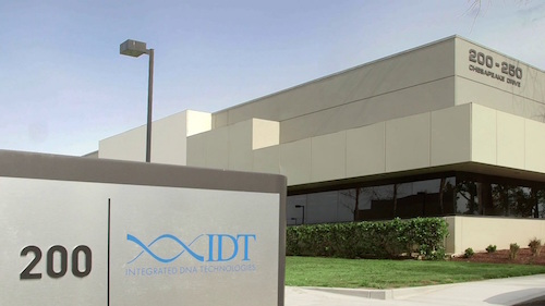 IDT Opens Molecular Biology Facility