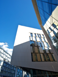 TIC Building at the University of Strathclyde