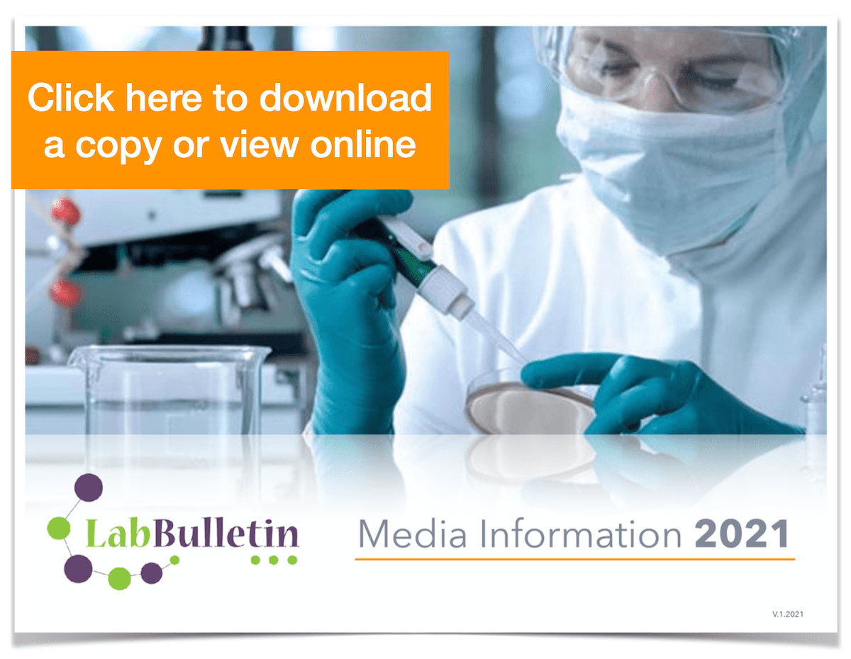 Lab Bulletin 2020 Media information