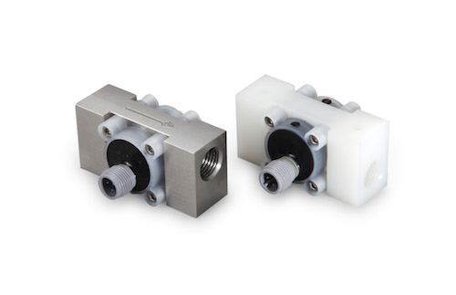 900 series and OG series flow meters
