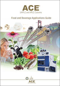 Food & Beverage LC & LC-MS Applications Guide