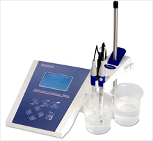Bibby Conductivity pH Meter