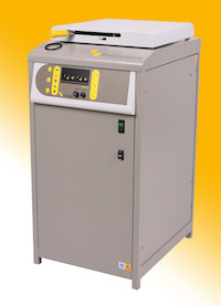 C85, top-loading autoclave from Priorclave