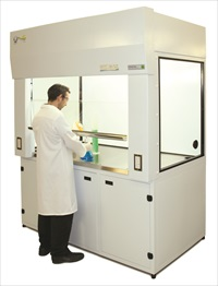Chemcap Easyglide to its impressive range of ductless fume cabinets