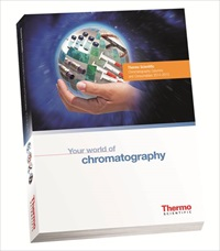 Chromatography Columns and Consumables Catalog 2014-2015