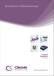 Cleaver Scientific Catalogue 2012/13
