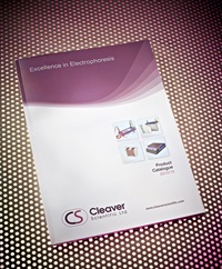 Cleaver Scientific LTD Product Guide