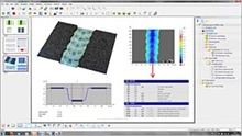 ConfoMap® Surface Analysis Software for ZEISS microscopes