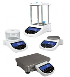 Eclipse series of analytical and precision balances