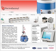 Electrothermal website