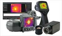 Entry level RandD grade thermal imaging kits for academic teaching and industrial research labs