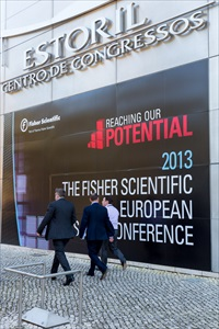 Fisher Scientific European Sales Conference