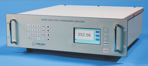 GOW-MAC Model 2300 Total Hydrocarbon Analyzer