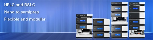 HPLC and RSLC Nano to semiprep Flexible and modular