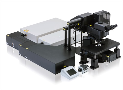 High precision deep imaging multiphoton FVMPE-RS System
