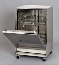 Hotpack Undercounter and Doublestack Glassware Washer