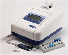Jenway's new 73 series spectrophotometer range
