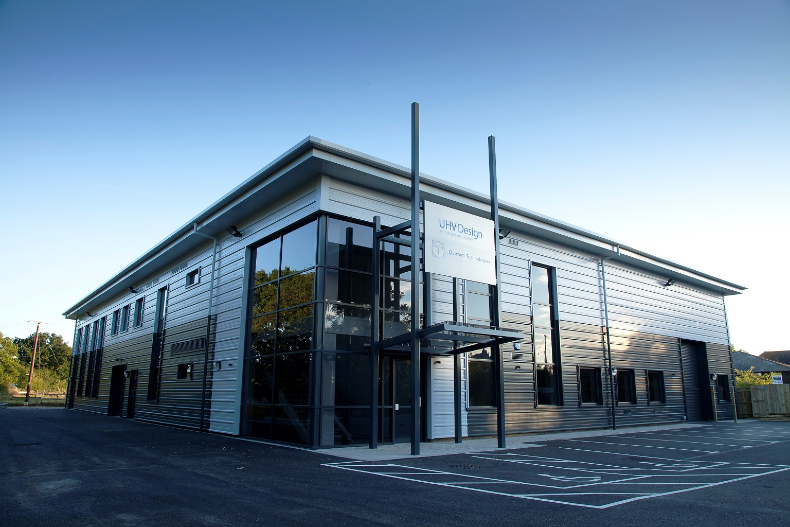 New Quorum facility in East Sussex