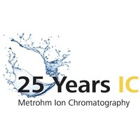 25 years-ion chromatography