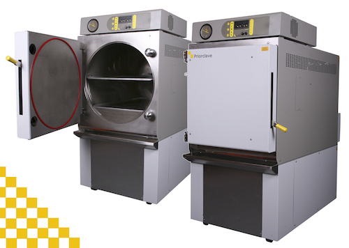 Lower cost Q63 Autoclaves