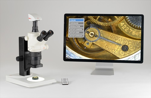 microscope cameras from Leica Microsystems