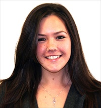 Marketing Assistant Jenna Sabot