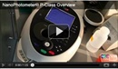 Implen NanoPhotometer P Class Video