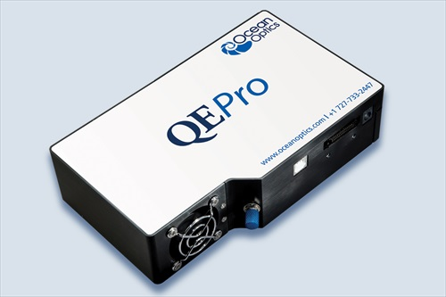 Ocean Optics Launches QE Pro Spectrometer