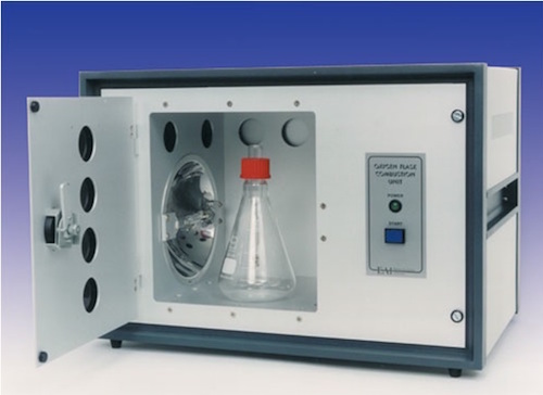 Oxygen Flask Combustion Unit