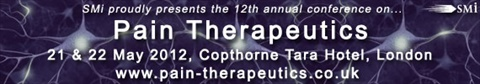 Pain Therapeutics 2012