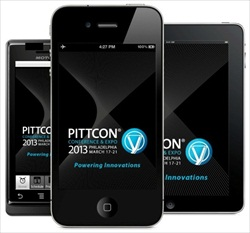 Pittcon 2013 mobile app