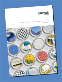 Porvair Sciences' product catalogue for 2013-2014