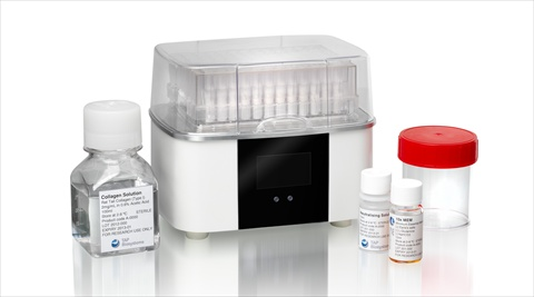 RAFT  3D cell culture kit from TAP Biosystems