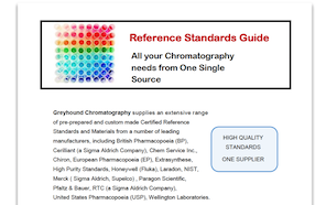 New-Reference-Standards-Guide-Availible-from-Greyhound-Chromatography