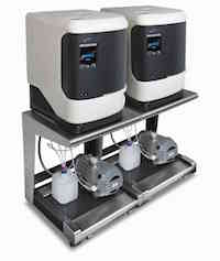 Series 3 HT evaporators from Genevac