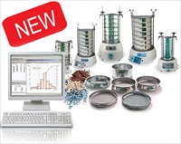 """SieveWare"" software for particle size analyses"