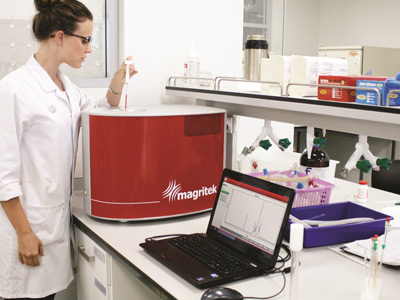 Spinsolve Benchtop NMR system