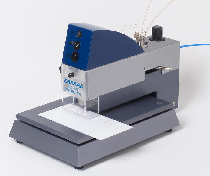 Camag tlc ms interface rapid and convenient substance for Ca mag