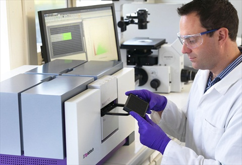 TTP Labtech Provides Effortless Drug Discovery Solutions at ELRIG