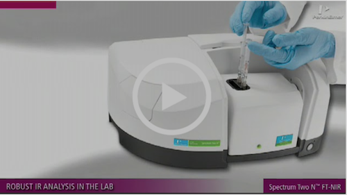The New Spectrum Two N FT NIR from PerkinElmer