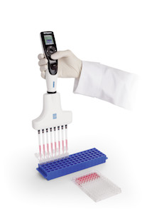 VOYAGER pipettes