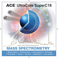 ACE UltraCore SuperC18 columns