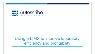 using-lims-improve-laboratory-efficiency-and
