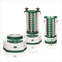 New Range of Laboratory Test Sieving Machines