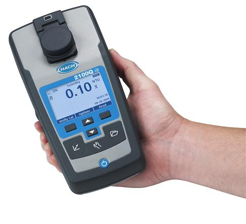 New HACH LANGE Portable Lab 2100Q Turbidimeter