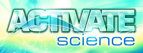 Activate Science logo