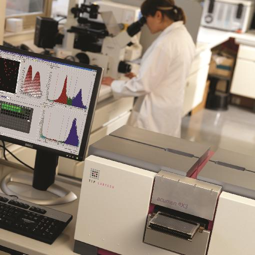 TTP LabTech combines its renowned microplate cytometer with the BellBrook's iuvo™ Chemotaxis Assay Plates