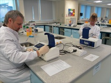 Bradford University's Biomedical Sciences facility