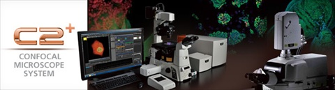 C2+ Confocal Microscope System