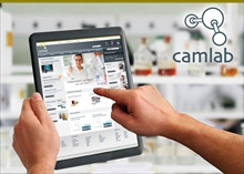 Camlab new website
